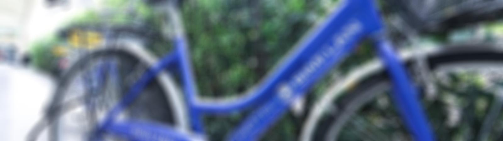 servizio biciclette di hotel similan