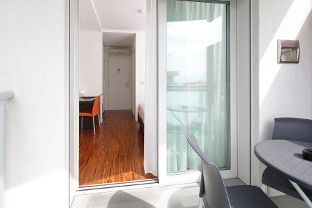 Camera Superior Doppia Di Hotel Similan Con Terrazzino Privato E Bagno